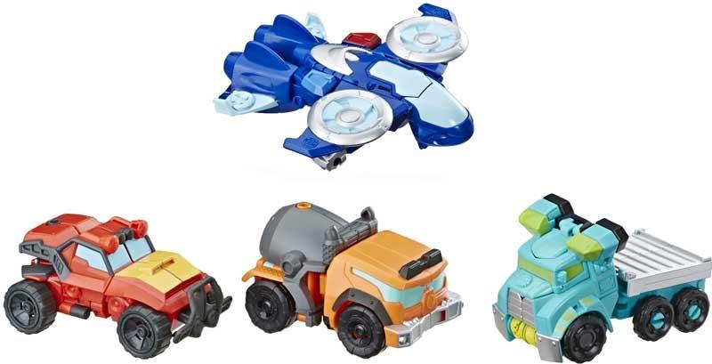 Transformers Rescue Bots AcademySérie Page 2 AniméJouets SUzVpM