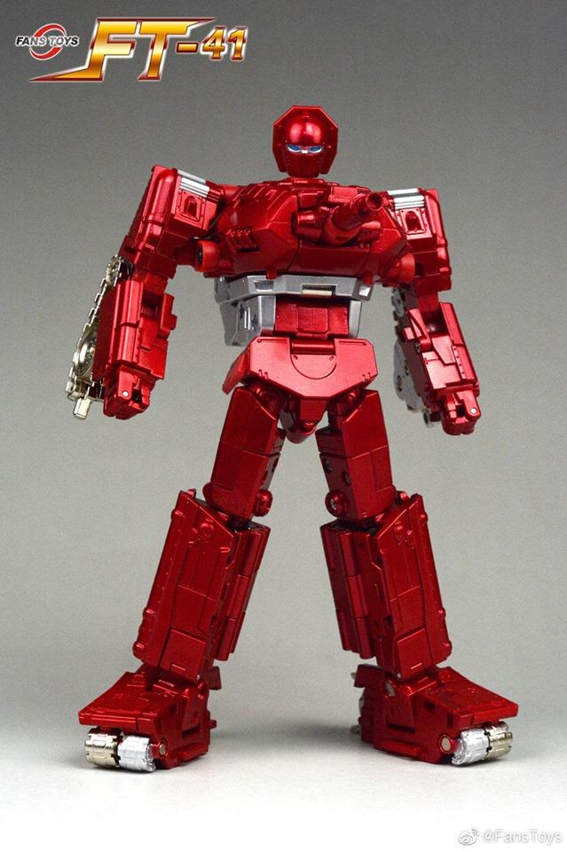 Transformers FansToys FT-41 Sheridan in Stock