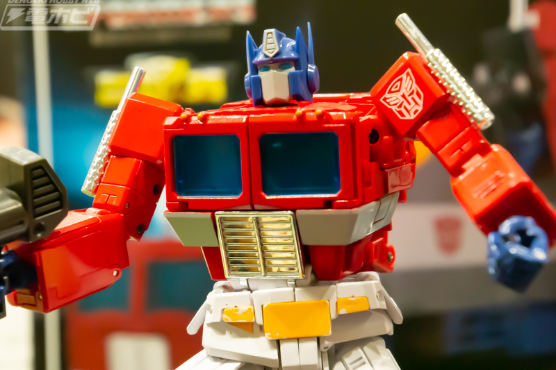 Transformers Masterpiece MP-44 Convoy / Optimus Prime
