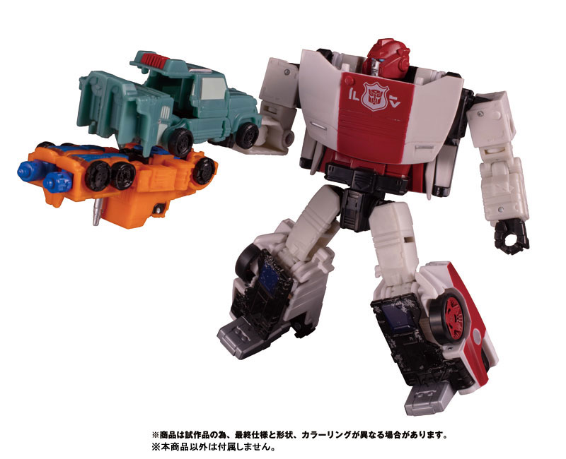 Takara-Tomy Japanese Transformers Siege Releases For