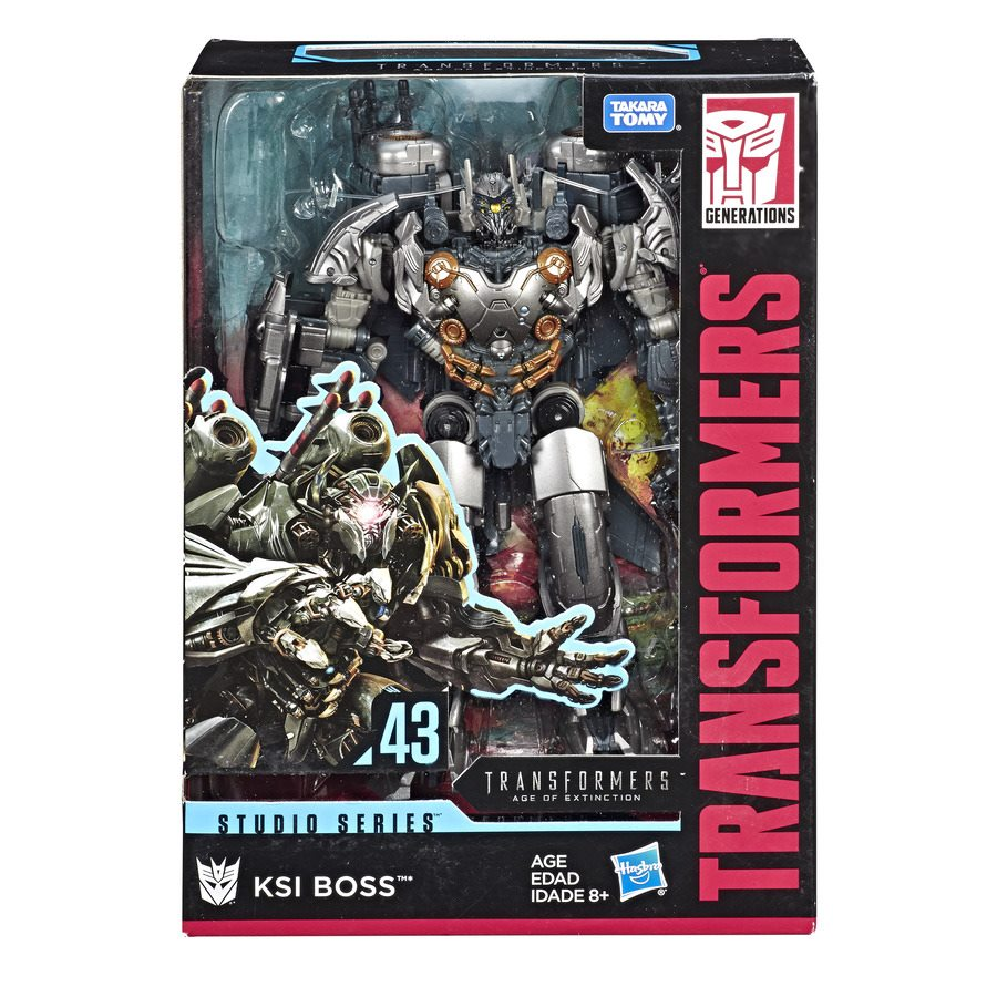 Transformers Studio Series 42 Voyager Class Transformers Revenge of the Fallen