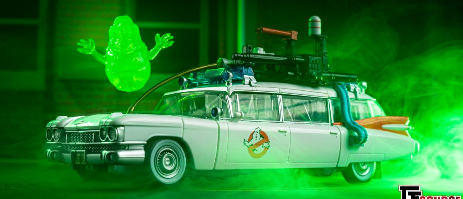 Transformers x Ghostbusters Ectotron In-Hand Gallery!