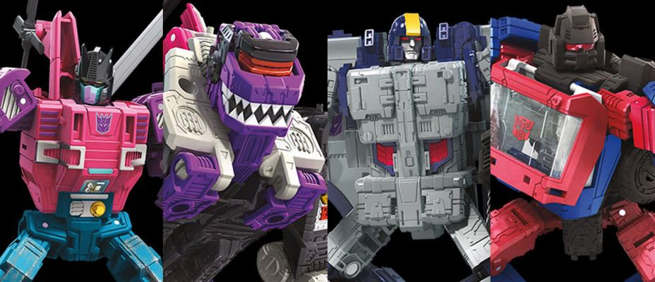 War For Cybertron Astrotrain, Apeface, Spinister and Crosshairs Revealed