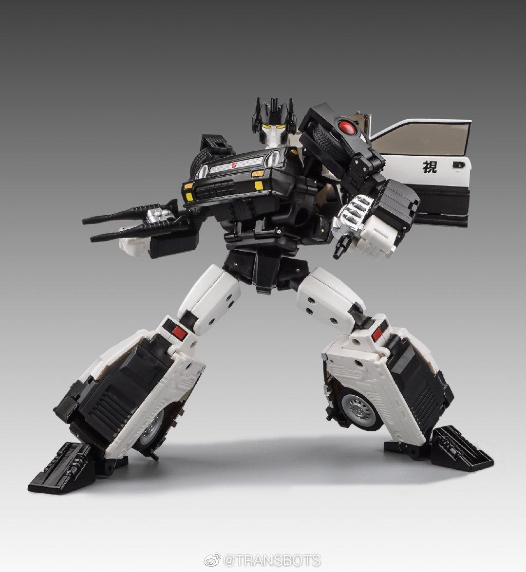 NEW X-TRANSBOTS Transformers MX-17 MX-XVII Savant Skids Figure In Stock