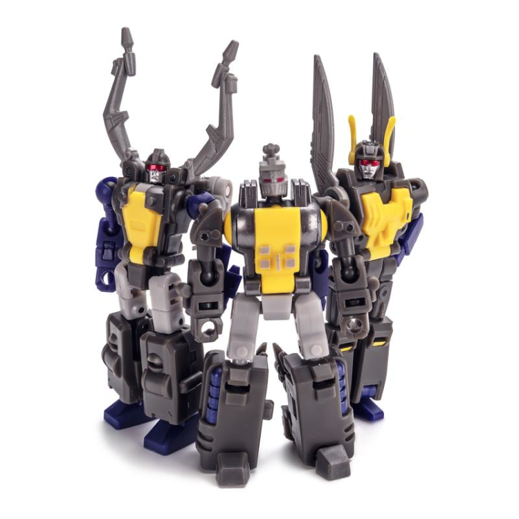 Set 3 Pieces Legends Insecticons Bombshell Shrapnel Kickback Toy Action Figure
