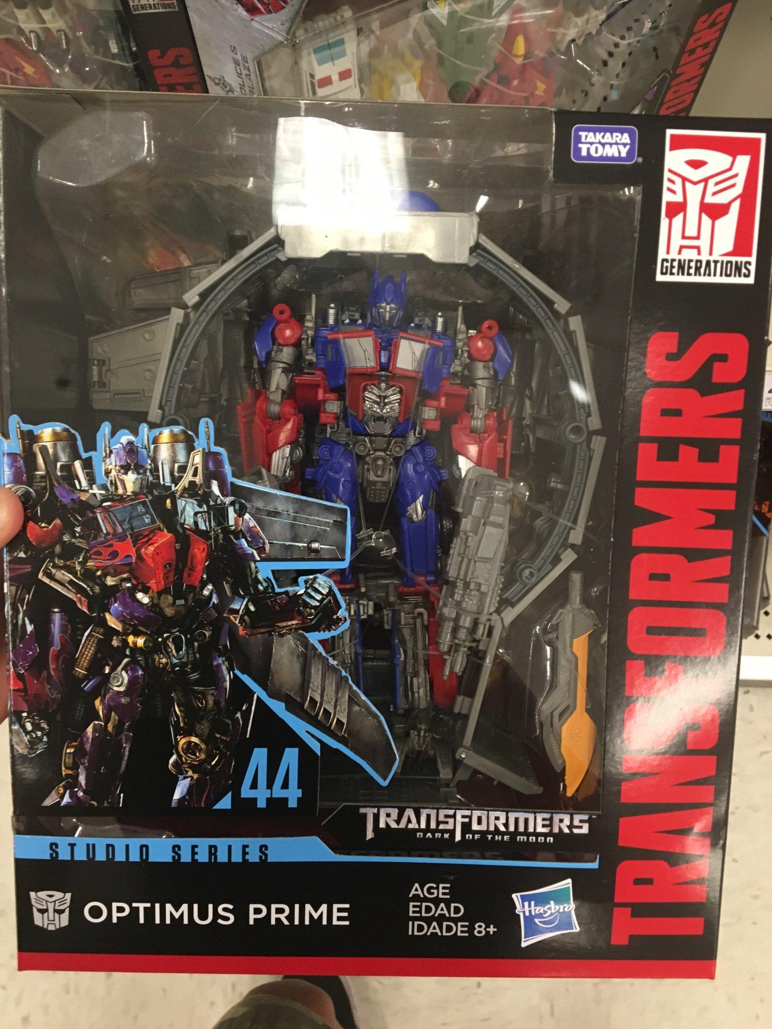 Transformers Studio Serie 44 Leader Optimus Prime