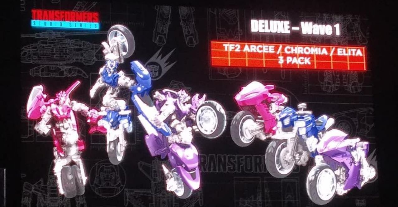 New Transformers Studio Series Reveals For 2020 From The Unboxing Toy Convention: Camaro 2007 ...