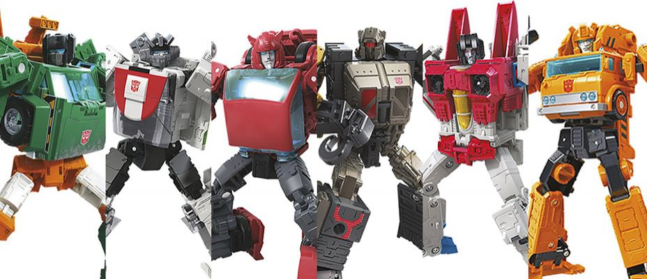 Transformers War For Cybertron: Earthrise Hoist, Cliffjumper, Wheeljack, Ironworks, Starscream & Grapple Official Renders And Hot Preoders Up