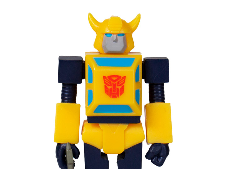 Super 7 ReAction Transformers