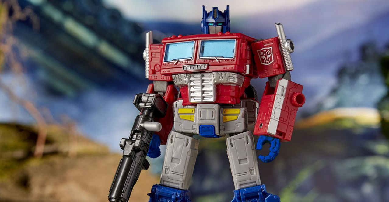 Transformers Optimus Prime Robot Action Figure G1 New In Stock