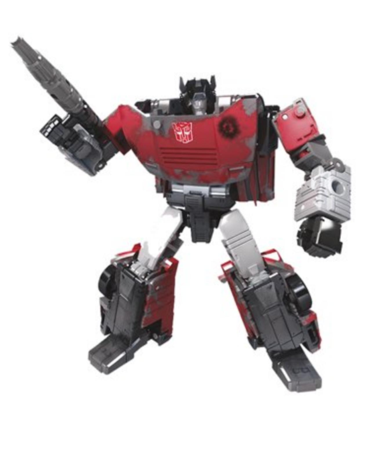 Mirage 1 Transformers War For Cybertron Netflix Scrapface lot of 2 1
