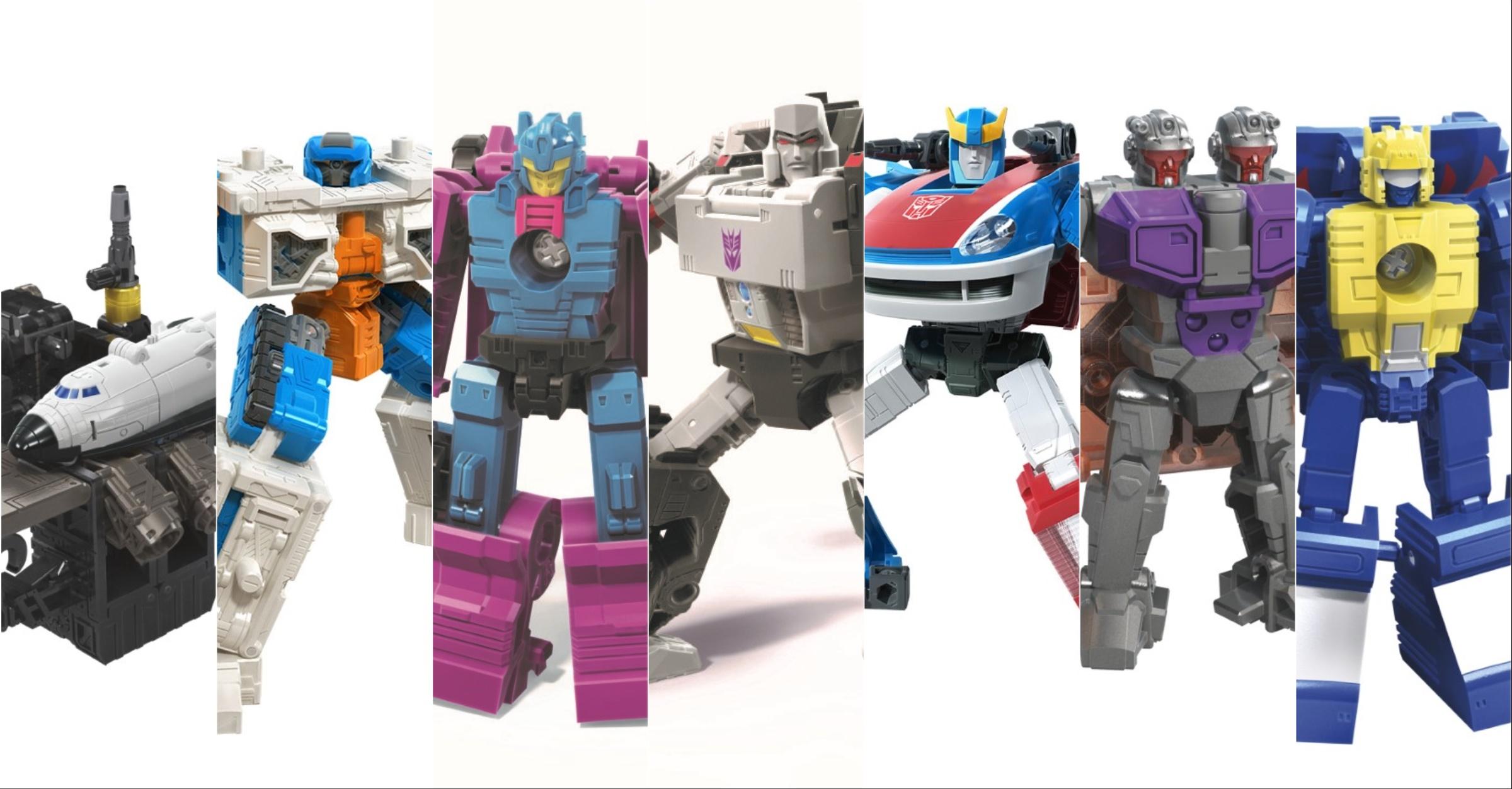 Transformers Weapon RID Megatron GUN Battle Pack