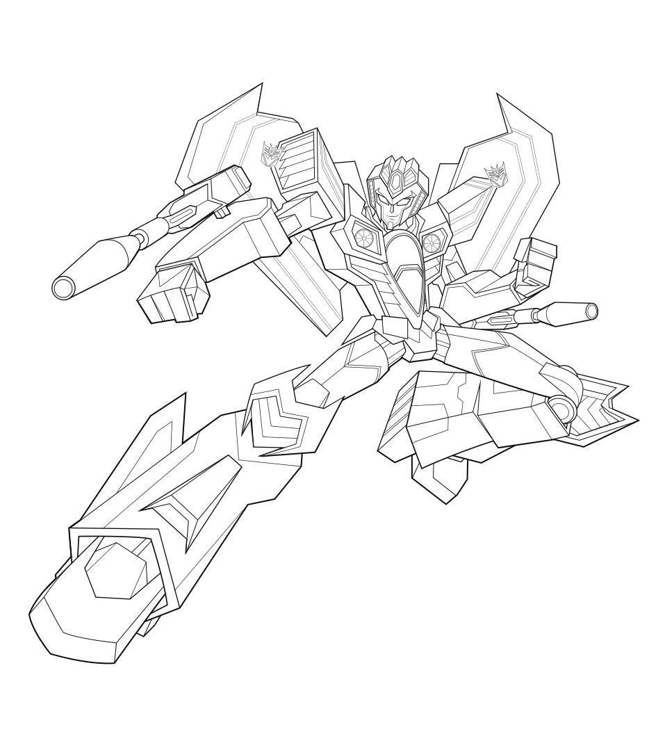 Official Takara Tomy Transformers Cyberverse Coloring Pages ... | 1056x957
