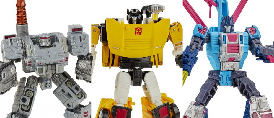 Transformers Generations Selects Centurion Drone, Tigertrack & Rotorstorm Hot Pre-Order