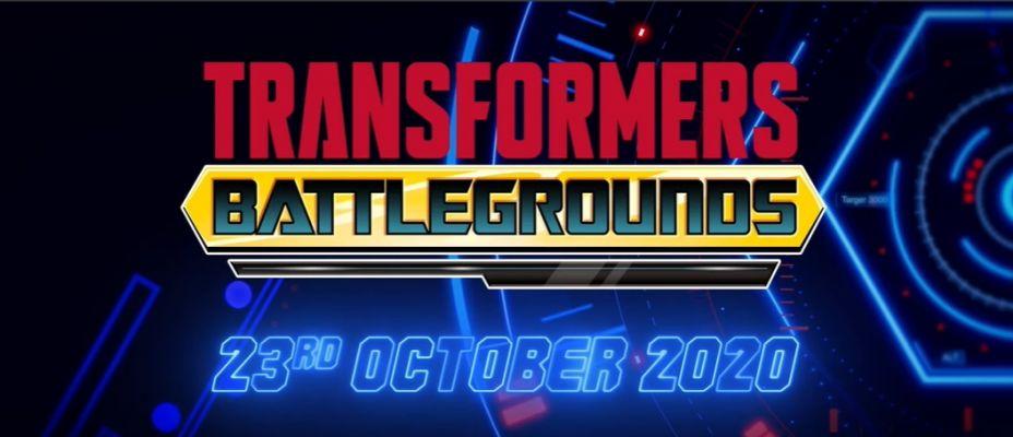 Transformers: Battlegrounds Video Game Official Reveal Trailer