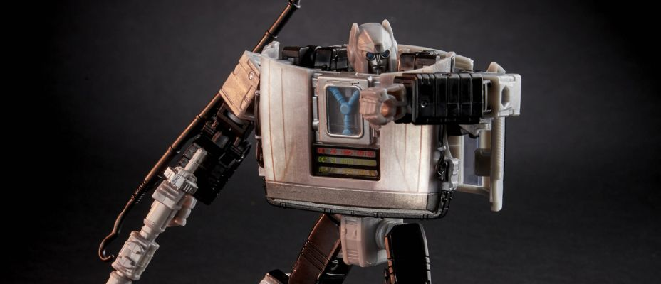 Transformers Back to the Future Crossover Figure Gigawatt - Full Reveal