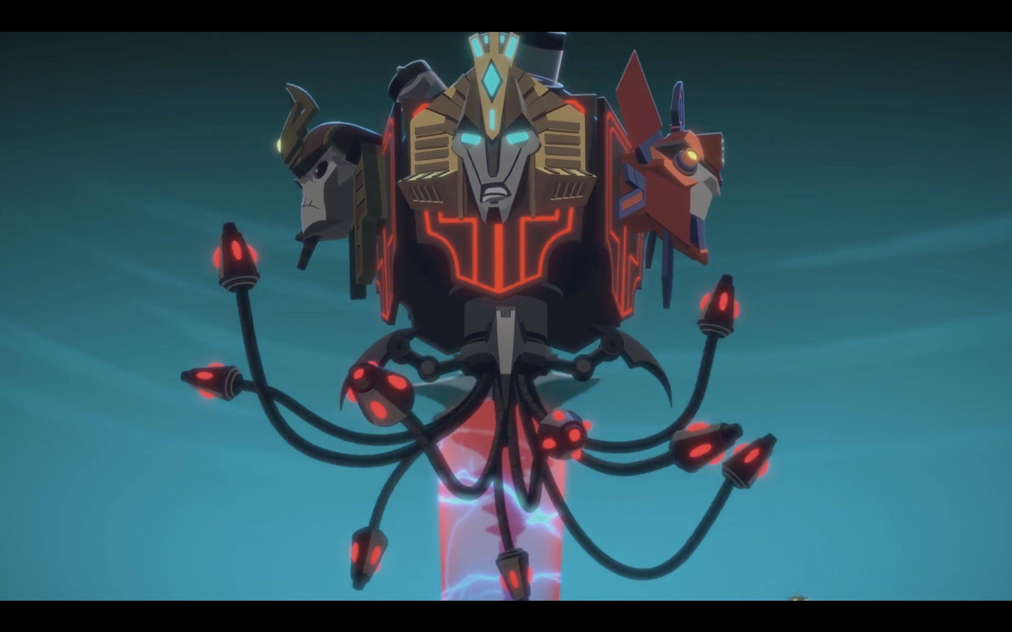 Transformers Cyberverse Quintesson Judge