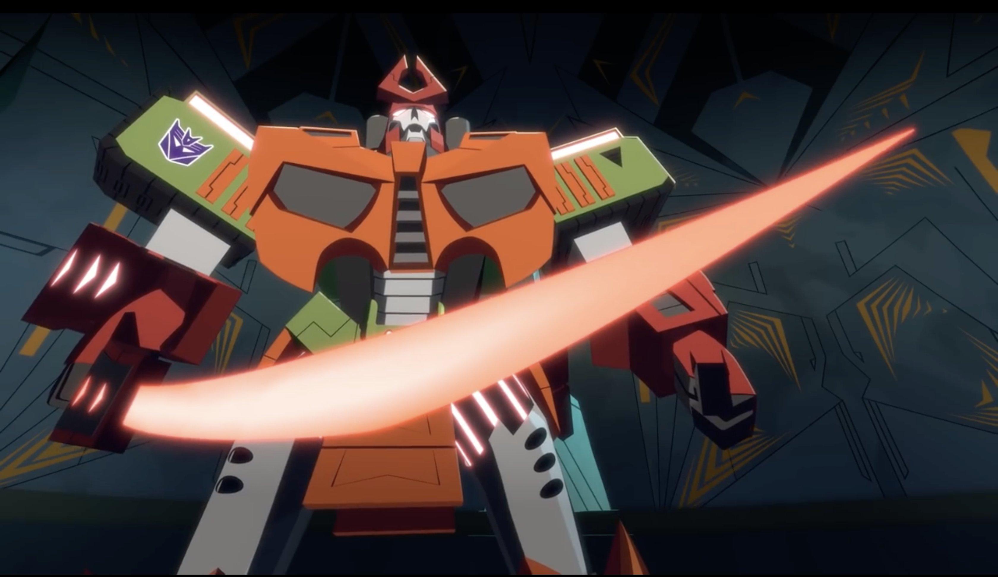 Transformers Cyberverse Bludgeon