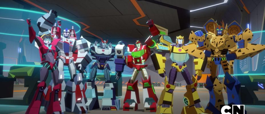 Editorial: Why you should watch Transformers Cyberverse