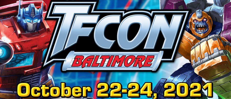TFcon Baltimore 2021 announced: October 22–24