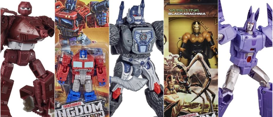 Transformers Pulsecon 2020 Reveal Official Pics and Pre-Orders Live at 5!