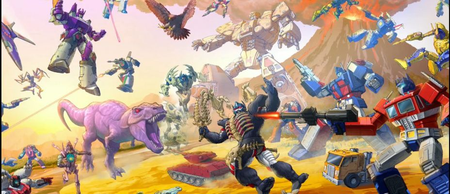 Hasbro Pulsecon 2020 - Transformers Kingdom Toy Reveals