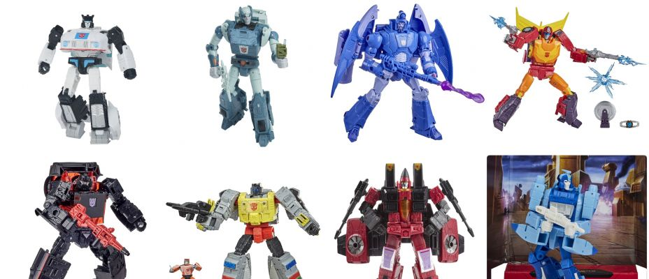 Transformers Studio Series 86, Retro Headmasters Official Images, Pre-Orders Live!