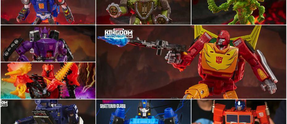 Transformers Panel Recap - Hasbro Pulse Fan Fest 2021