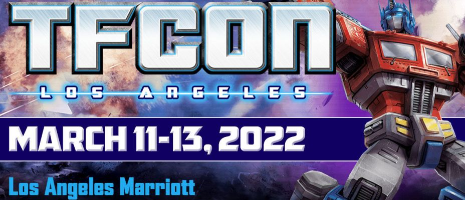 TFcon Los Angeles 2022 announced: March 11–13