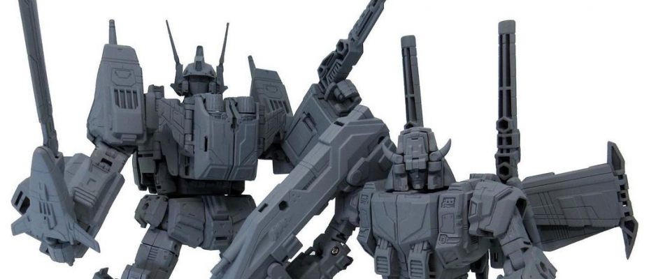 HasLab Victory Saber Gray Prototype New Images - Prototype To Be Revealed At Fan Expo Boston
